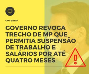 Governo Revoga Trecho De Mp - Notícias e Artigos Contábeis em São Paulo | RT Count